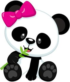 Panda clipart interesting fact Bracelets Little Panda with photo
