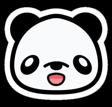 Panda clipart kawaii Art Free on Art Kawaii