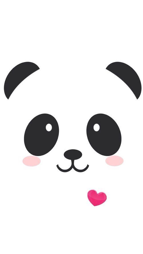 Panda clipart kawaii Meu Vector Set Pandas Panda