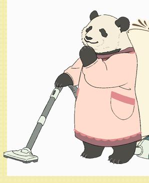 Panda clipart mama Fandom Wikia powered Panda Bear