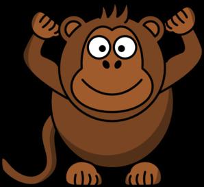 Baboon clipart happy monkey Monkey Images Monkey Clipart Clipart
