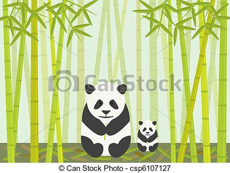 Panda clipart panda bamboo Clipart Bamboo Panda Clipart Bamboo