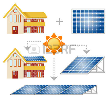 Panels clipart clean energy Illustrations Solar Vector panel clipart
