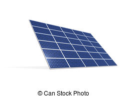 Panels clipart clean energy Illustrations 003 Solar  Panel