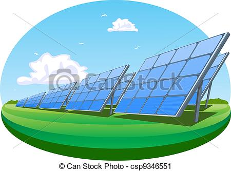 Panels clipart alternative energy  solar of energy system