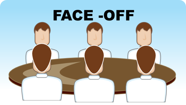 Panels clipart group discussion Free Clipart Face  Clipart