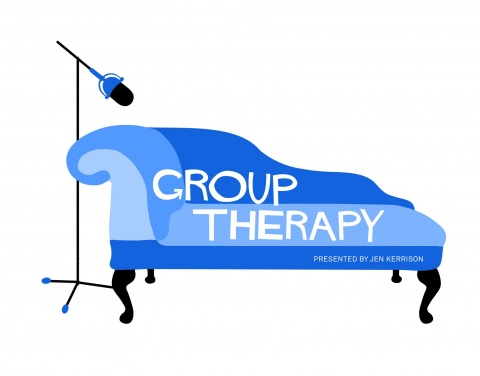 Panels clipart group therapy A philippa once this show