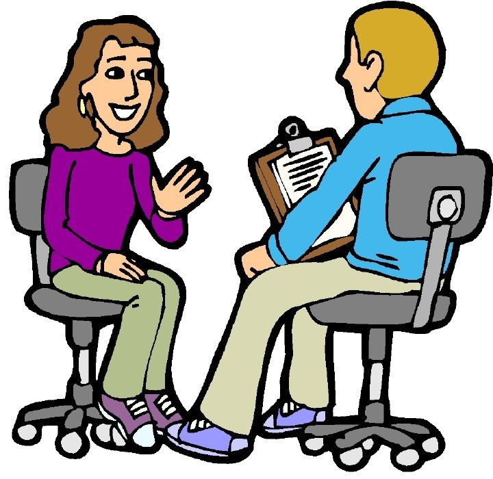 Celebrity clipart question person Interview Images Free interview%20clipart Clipart