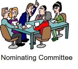 Panels clipart nomination Collection clipart committee nominating committee
