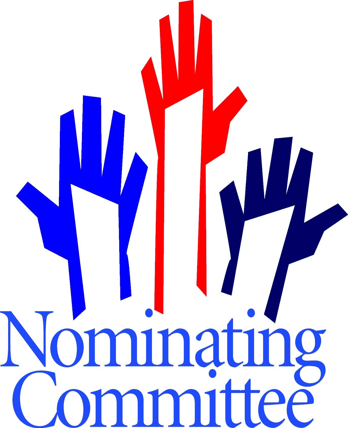 Panels clipart nomination Animated Nominating committee nominating committee