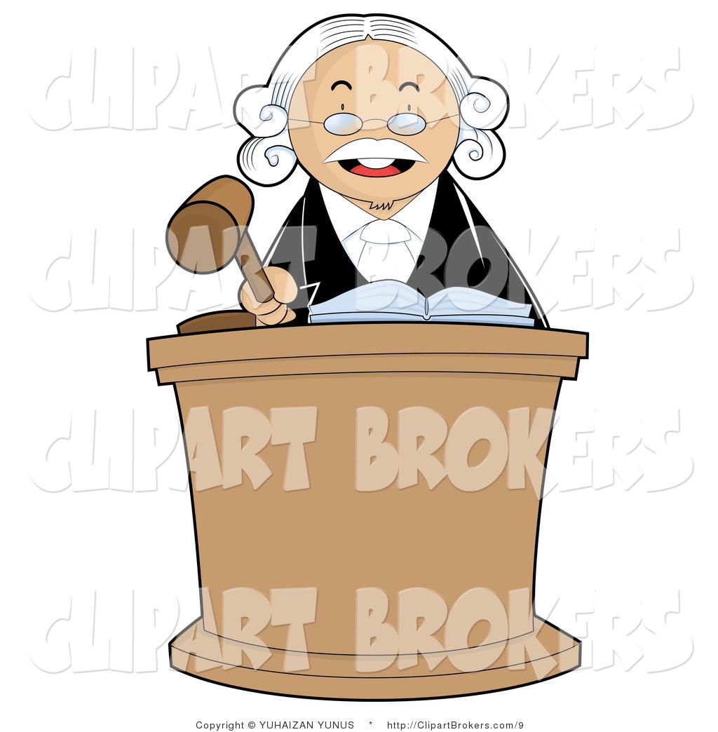 Panels clipart panel judge Clip of a judge of