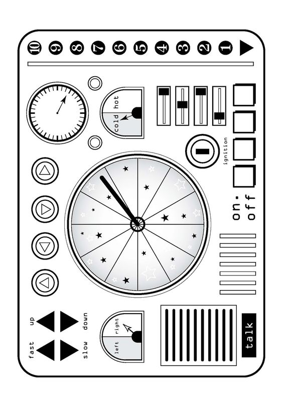 Panels clipart rocket control Tray box Clipart Panel styrofoam
