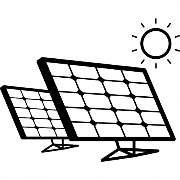 Panels clipart solar cell Download Free Icon Icons sunlight