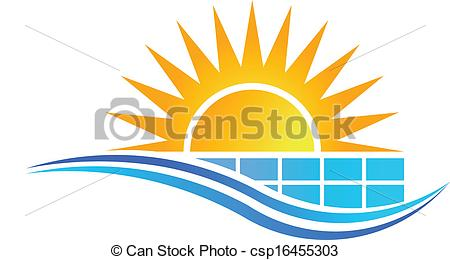 Panels clipart solar cell  Clipart of Clip Vector