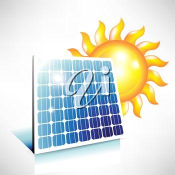 Panels clipart sun energy Energy; 12 Illustration of alternative