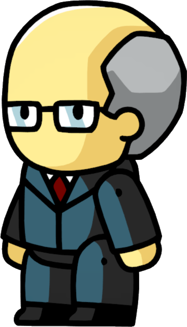 Panels clipart vice president Wiki FANDOM powered Scribblenauts by
