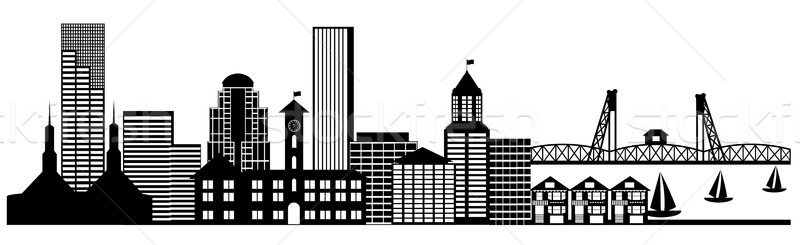 Panorama clipart cityscape Lim photo Skyline stock Download