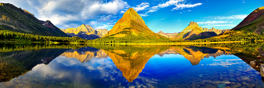 Panorama clipart glacier national park JavaScript enable www disabled or