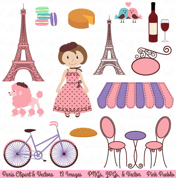 Panorama clipart paris france Clipart Download Paris #18 drawings