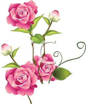 Bouquet clipart pink flower Free Pink Images Clip Free