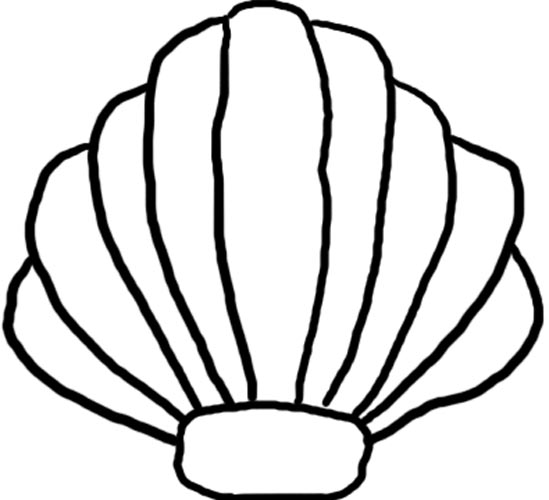 Pansy clipart shell #12