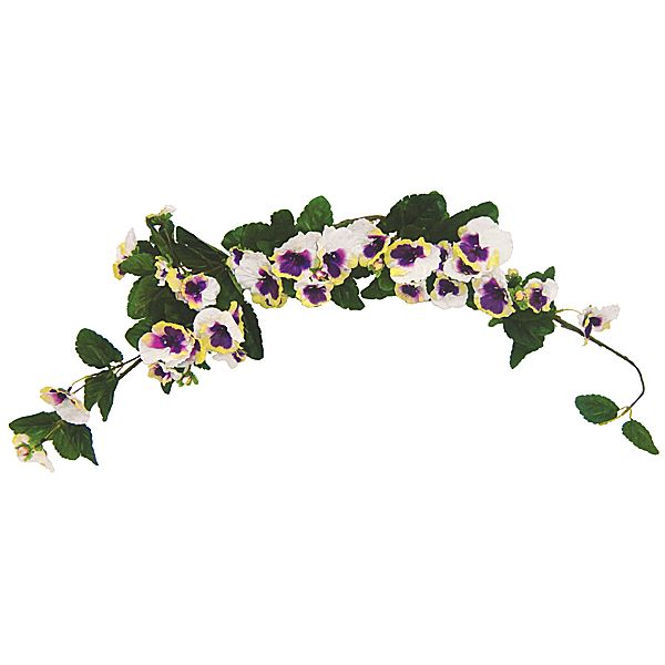 Pansy clipart swag #9