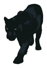 Black Panther clipart cute De best clip on imagen