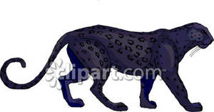 Panther clipart black thing Royalty Clipart Clipart Spots Free