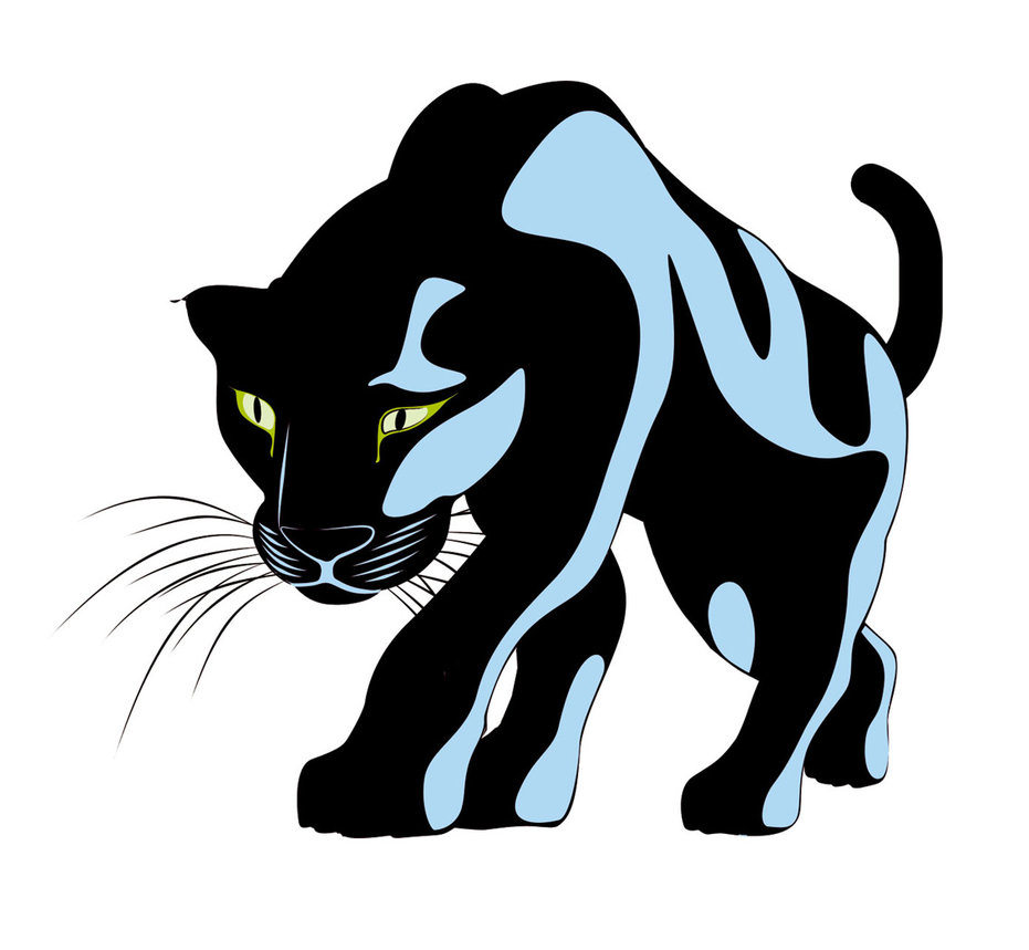 Black Panther clipart black thing By by black geipeg on