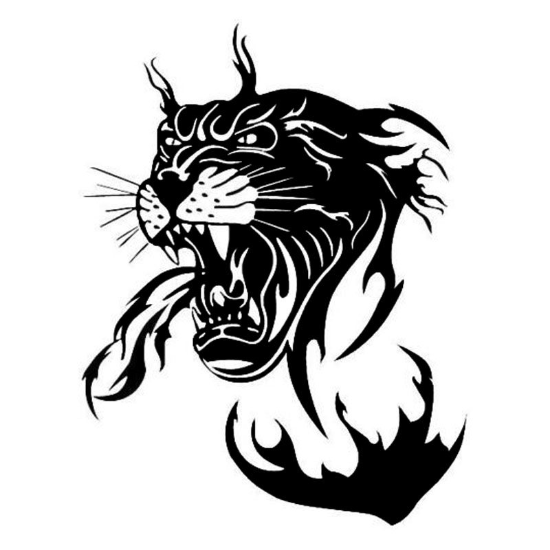 Panther clipart body Online Amazing Car Vinyl Price