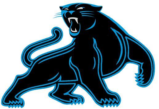 Black Panther clipart logo Clip full full carolina logo