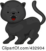 Black Panther clipart cute Black panther black panther clipart