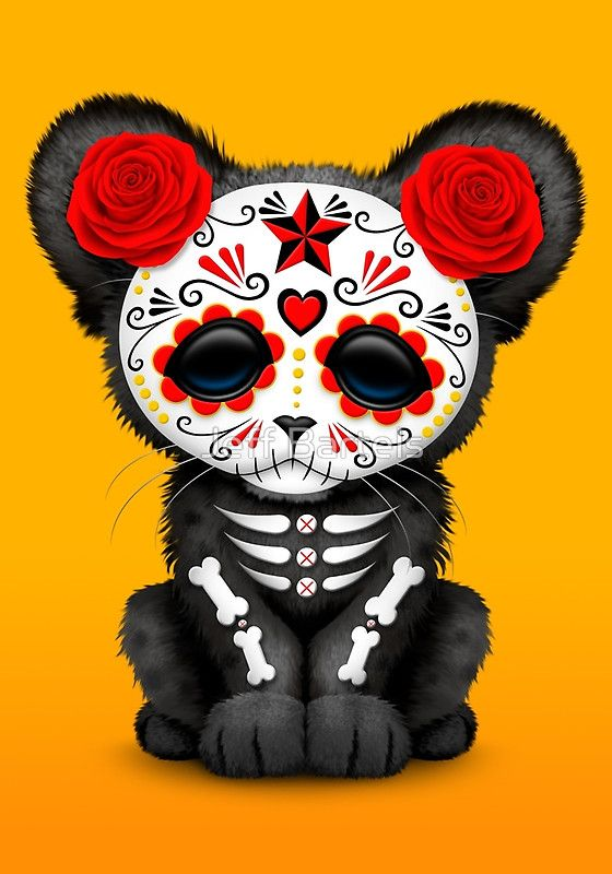 Dead clipart panther Cub Skull Designs best of
