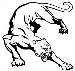 Black Panther clipart puma Free Panther Clipart Panther