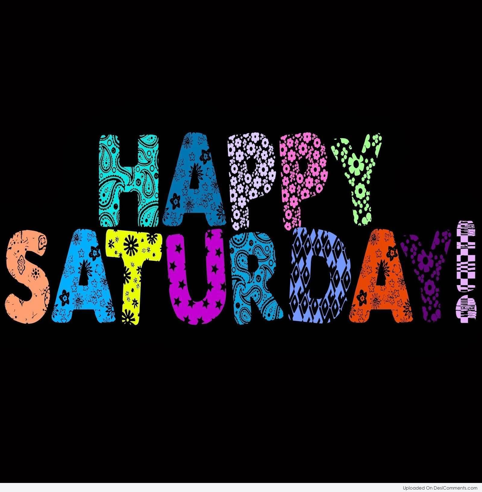 Saturday clipart happy saturday #1