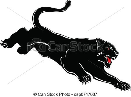 Black Panther clipart vector Clipart Clipart 56 81 Panther