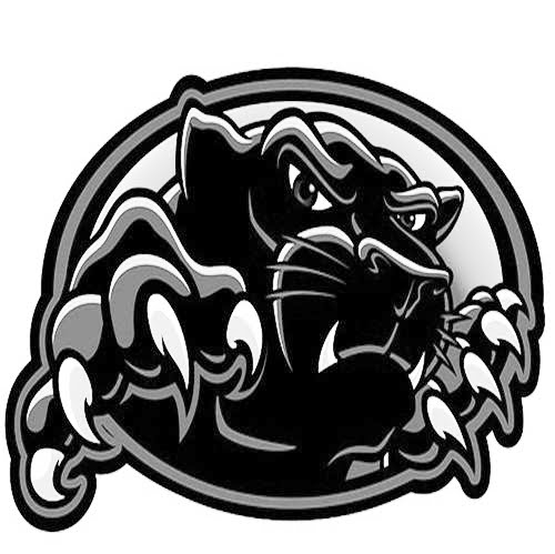 Black Panther clipart panther basketball District Points Basketball Wallace 1