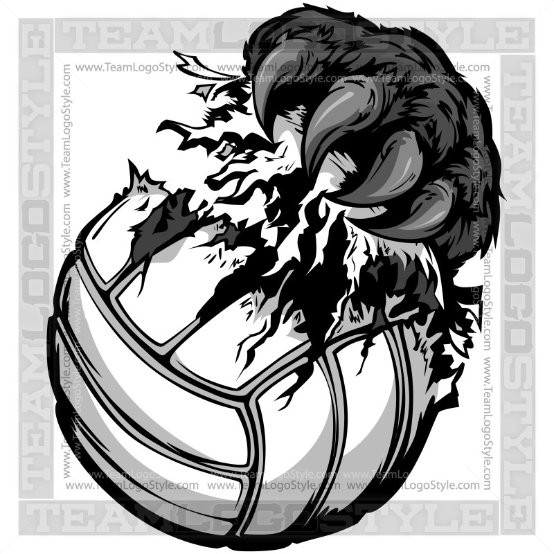 Panther clipart volleyball Claws Panther Panther Claw Details;