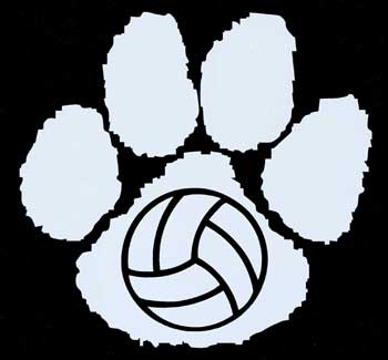Panther clipart volleyball Volleyball Cliparts Panther Volleyball Clip