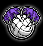 Panther clipart volleyball 143x152 Panther Resolution  Volleyball