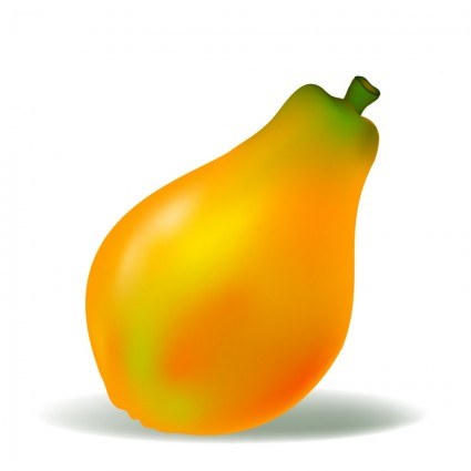 Papaya clipart half Clipart Free Clipart Clipart Images