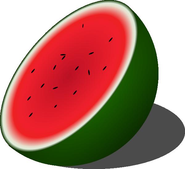 Papaya clipart half watermelon Download as: com royalty at