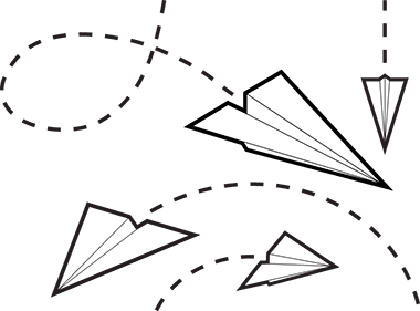 Drawn airplane graphic Airplane Flying clipart collection Clip