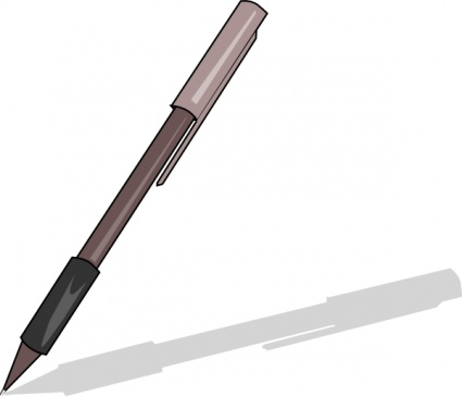 Paper clipart ballpen And Pen And pen%20and%20paper%20clipart%20black%20and%20white Free