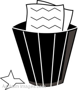 Paper clipart classroom Clipart Trash Free Clipart Clipart