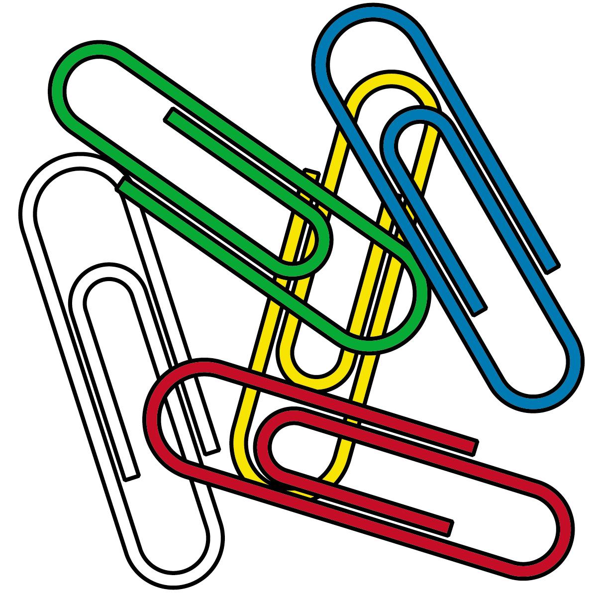 Paper clipart clipper Free Clip com Paper clip