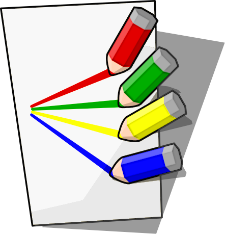 Pen clipart drawing Supplies  Clipart Domain Free
