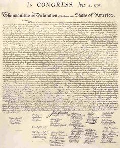 Declaration Of Independence clipart magna carta Independence Clip of Declaration anniversary