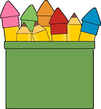 Paper clipart green pencil Pencil Pencils Kids in Clip