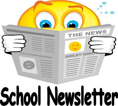Paper clipart newsletter Newfield Newsletter Nursery & newsletter